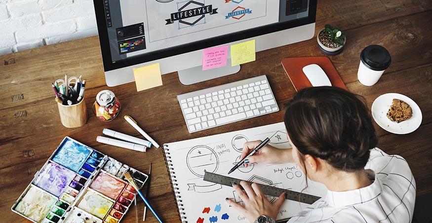 image webdesign