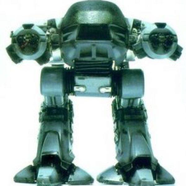ED-209  Robocop 1987